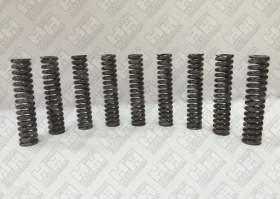 Комплект пружинок (9шт.) для экскаватор гусеничный JCB JS220 (LSP0109)